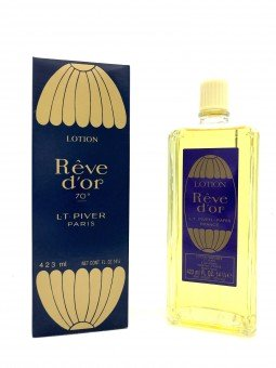 L.T. Piver Rêve d'Or Lotion...